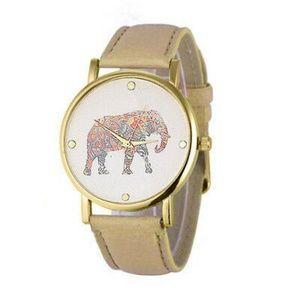 🐘New🐘 Boho Inspired Elephant Wristwatch
